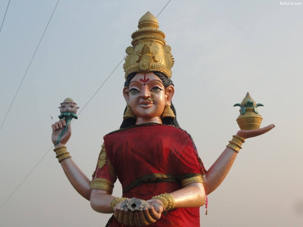 Near Godavari Ghat