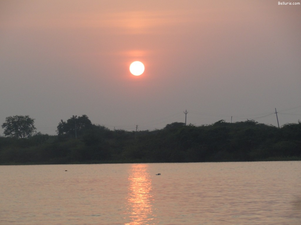 Sunset at Godavari
