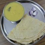 Chintakaya Menti with Jowar Roti