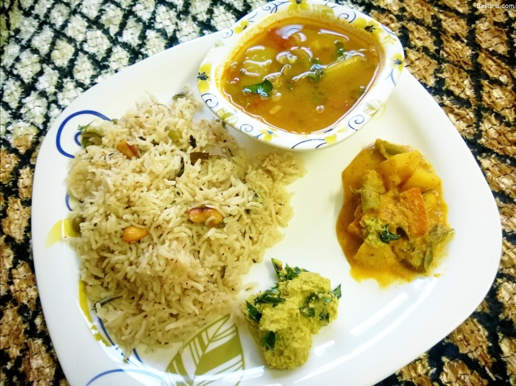 Bagara Khana with Dalcha